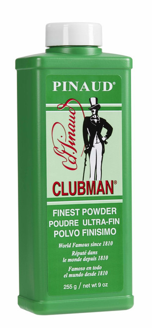 Pinaud Clubman Powder - 9 oz (1018)