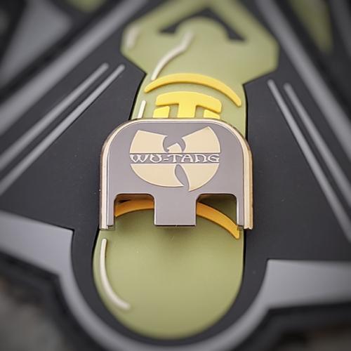 LaserStrike™ Titanium Slide Plate - Wu-Tang Clan
