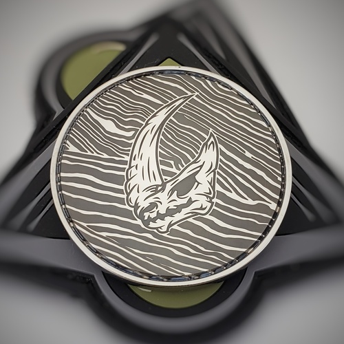 LaserStrike™ Titanium Coin - Beskar