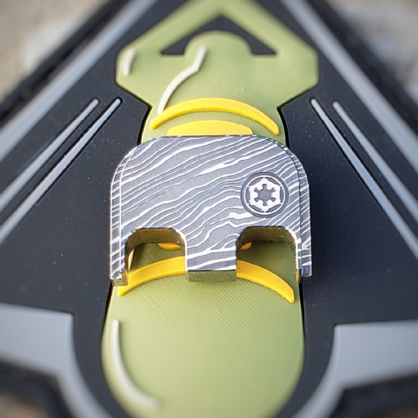 LaserStrike™ Titanium Slide Plate - V2 Beskar Steel