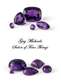 Amethyst, Loose Gemstones, Cabochon & Faceted