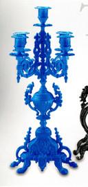 Contemporary Blue Finish - Colori Contemporanei - Hand Made Italy, 6155