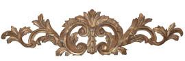 """Classic Elements, 31"""" Wall Plaque Over Door Pediment, Custom Finish 6903 - Classic Elements"""