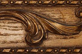 Gold Antique Classic Elements Premium Finish