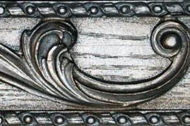 Silver Gilt Classic Elements Premium Finish