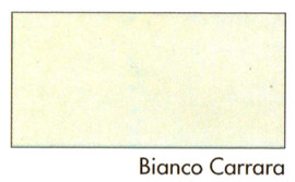 "Imperial - Bianco Carrera ""B"" - White Marble"
