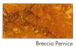 "Imperial - Breccia Pernice ""G"" Rose - Burgundy Marble"