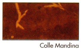 "Imperial - Colle Mandina ""R"" - Red Marble"
