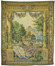 Versailles - Hand Woven Tapestry