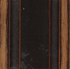➨ Custom Decorator Shabby Chic Brown - Blackened Brown with Gold Accents - Furniture Finish