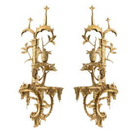 """#Lyvrich d'Elegance, Gilded Dior Ormolu 