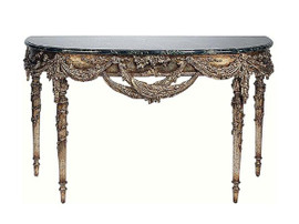 """#Luxe Life Louis Seize French Neo Classical Period Louis XVI - 54"""" Handcrafted Reproduction Versailles Entry 