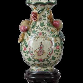 _Luxury Handmade Chinese Porcelain - 4