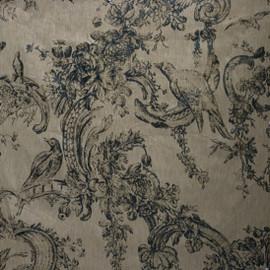 Fine Handcrafted Period - Luxurie Furniture Fabric - 069