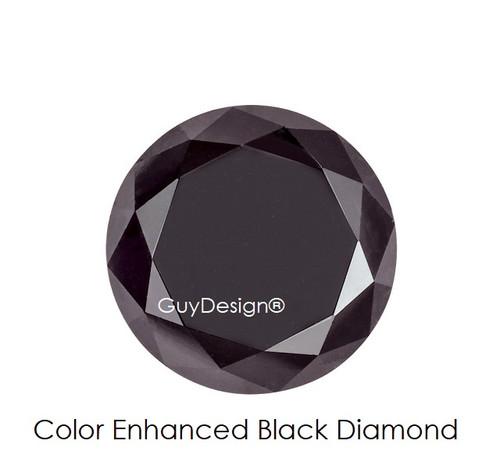 Black Round Diamond, Loose Gemstones