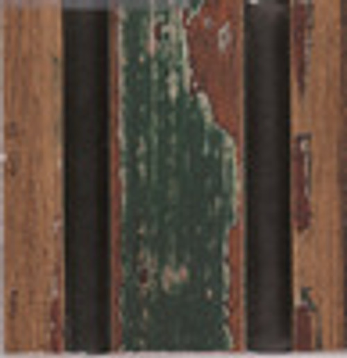 Green - Deep Olive Green Antique Furniture Finish