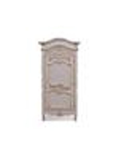 Custom Decorator - Classic Single Door 82.7 Inch Armoire Chest