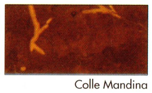 """Imperial - Colle Mandina """"R"""" - Red Marble"""