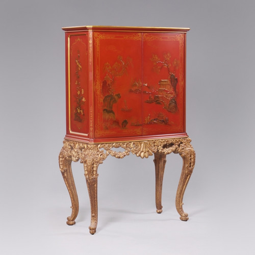 Fine Handmade Period Furniture, Chinoiserie Customizable - NJ 6563