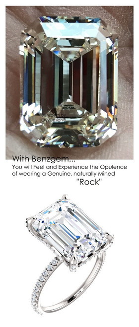 Emerald Cut Engagement Rings, Platinum, Wedding Rings, Simulated Diamond, Diamonds, Wedding Sets, 6702