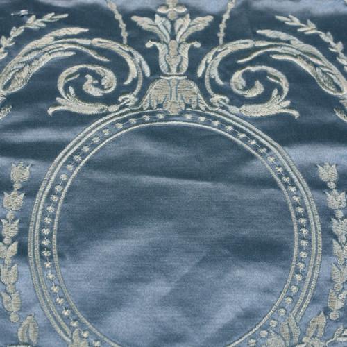 Fine Handcrafted Period - Luxurie Furniture Fabric - 058