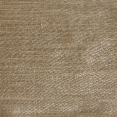 Fine Handcrafted Period - Luxurie Furniture Fabric - 053 Off White Velvet