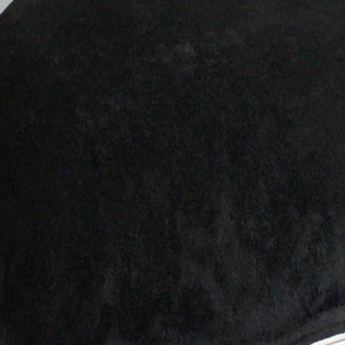 Fine Handcrafted Period - Luxurie Furniture Fabric - 047 Black