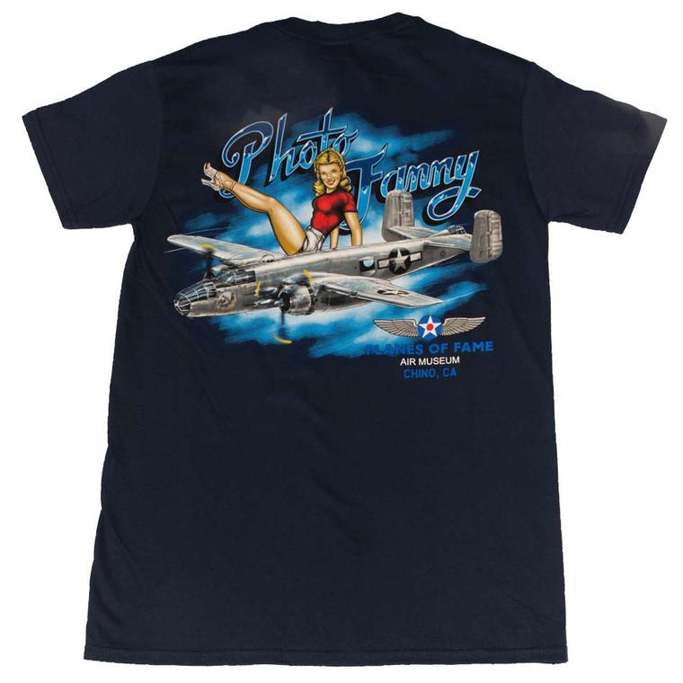 Vintage B-25 Mitchell T-shirt