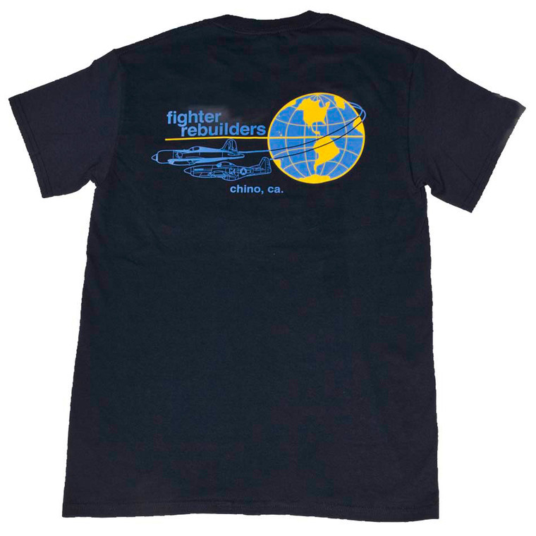 FIGHTER REB. T-SHIRT