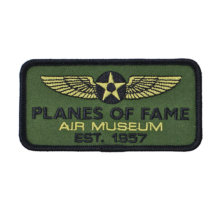 OD PLANES OF FAME PATCH