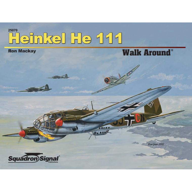 HEINKEL He 111 WALK AROUND
