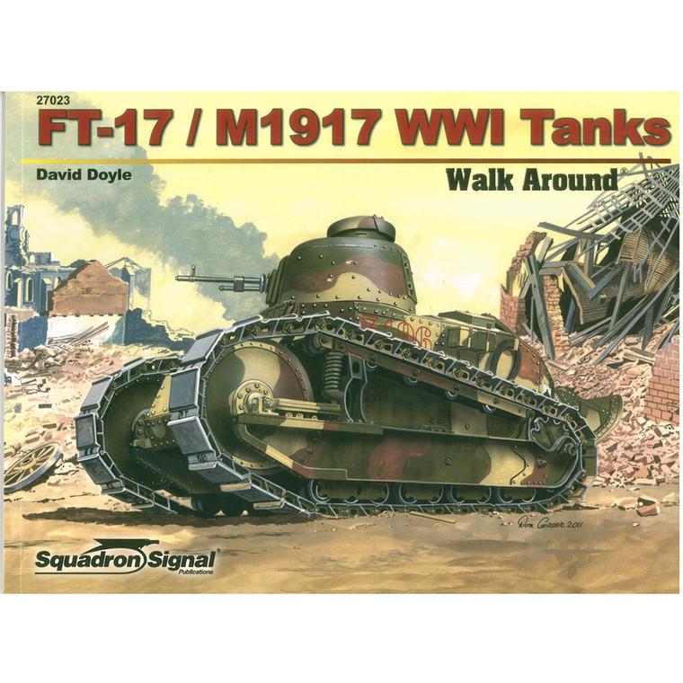 FT-17/M1917 WALK AROUND