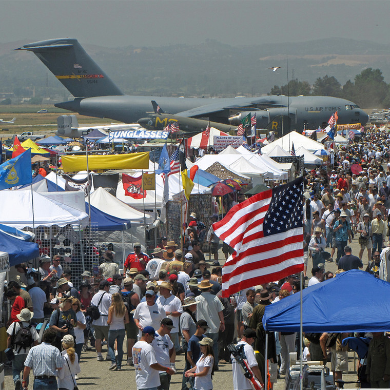 Planes of Fame Airshow