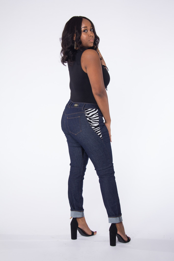 Women Jeans  |  Short  |  Made in USA  |  Classic 3