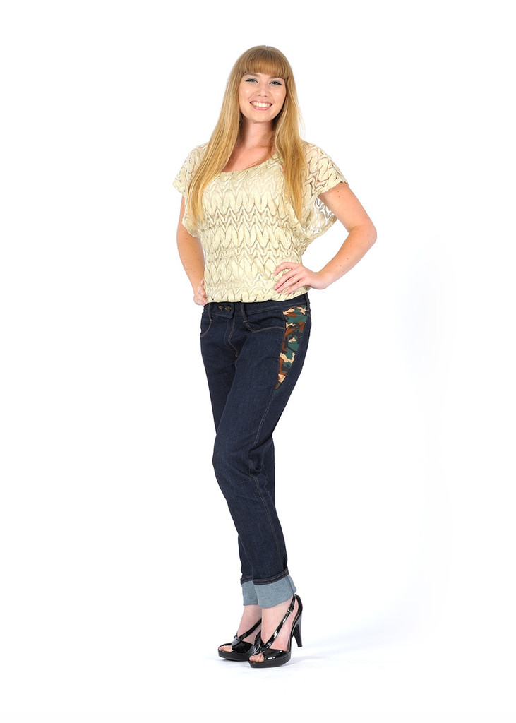 Women Jeans  |  Short  |  Made in USA  |  Classic 2
