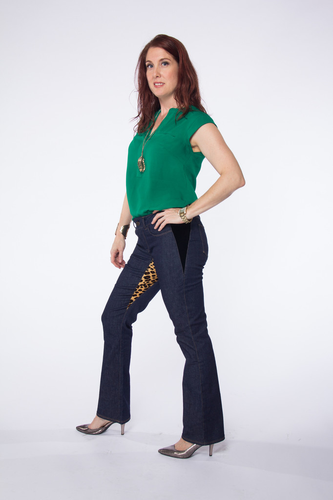 Jeans Made in USA  |  Women  |  Regular  |  Classic 3