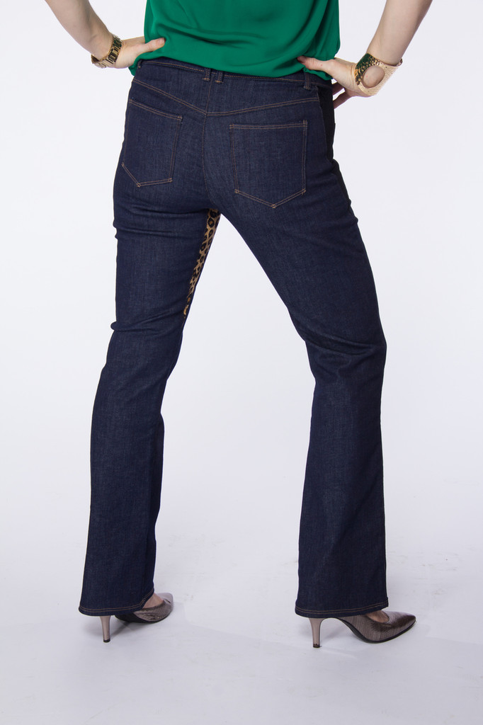 Jeans Made in the USA  |  Women  |  Ex-long  |  Classic 3