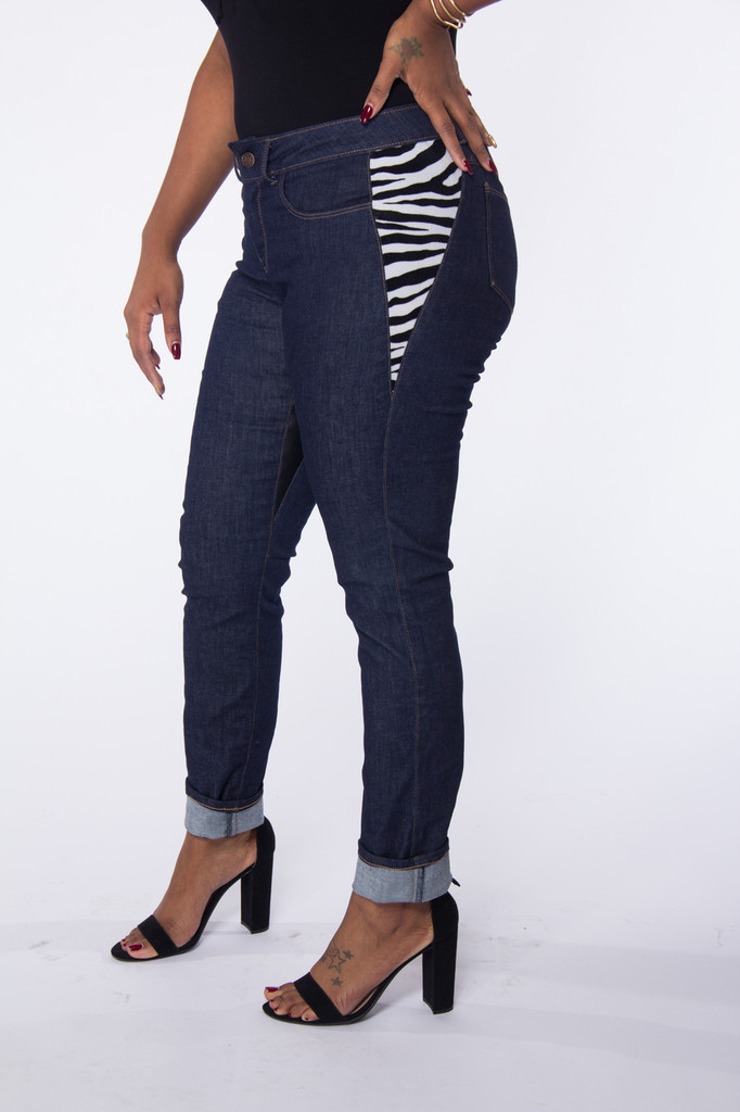 Women Jeans  |  Ex-long  |  Made in USA  |  Classic 3