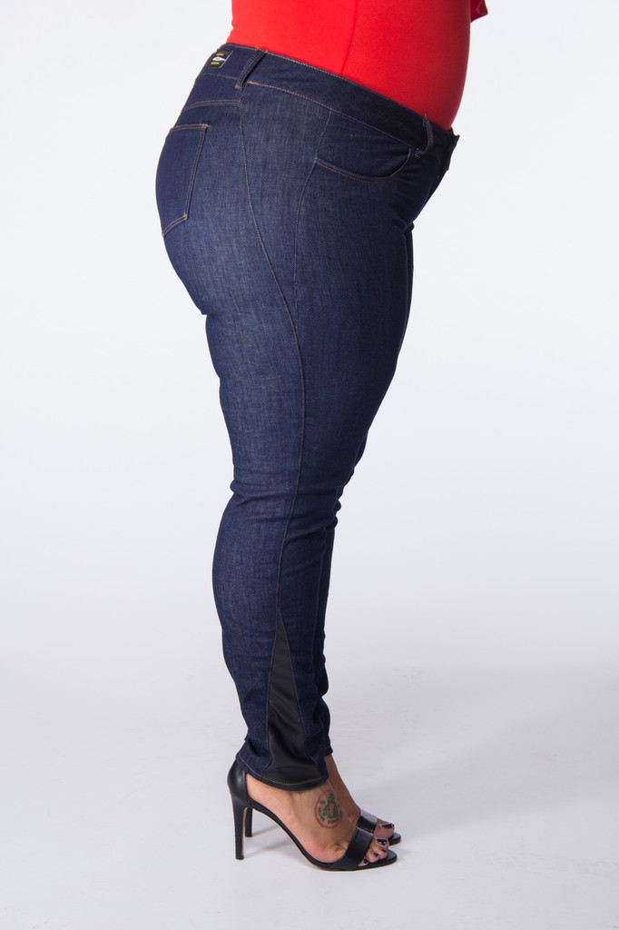 Jeans  |  Ex-long  |  Made in USA  |  Classic 2 Jegging