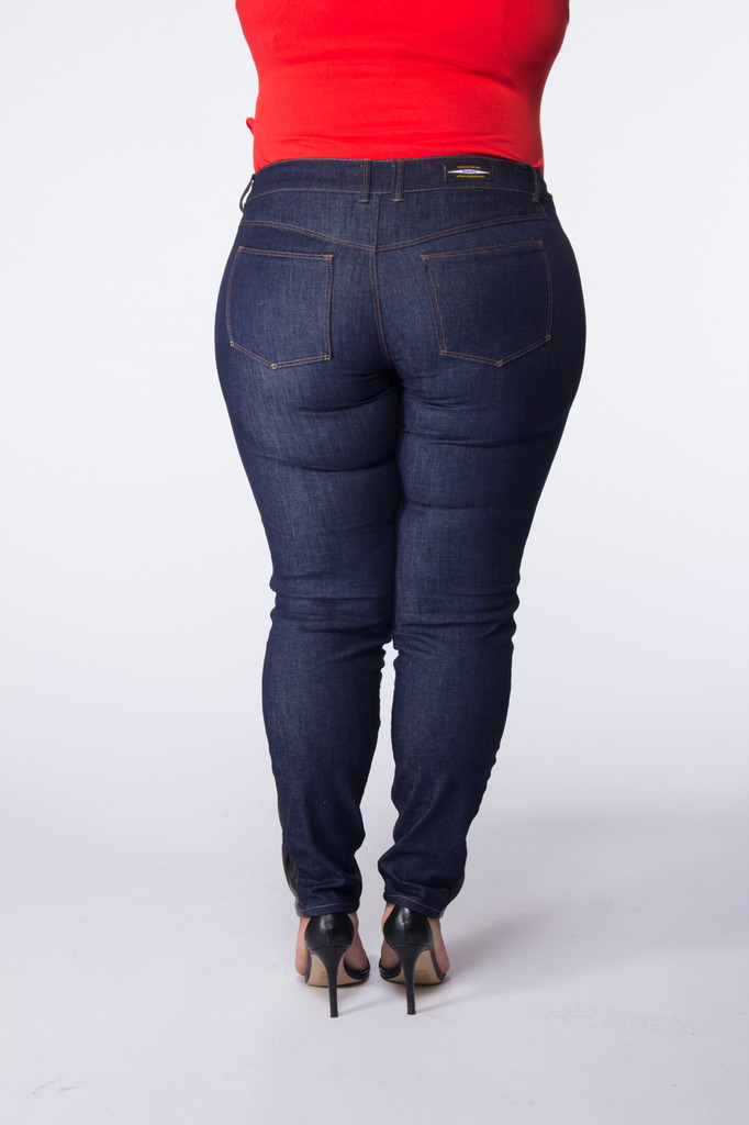 Jeans Made in the USA  |  Women  |  Ex-long  |  Classic 2 Jegging