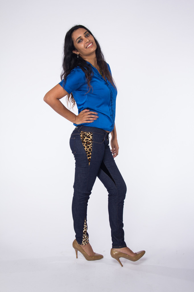 Jeans Made in the USA  |  Women  |  Short  |  Classic 3 Jegging