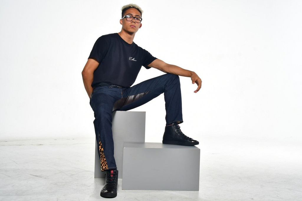 Men Jeans  |  Short  |  Made in USA  | Classic 3 Jegging