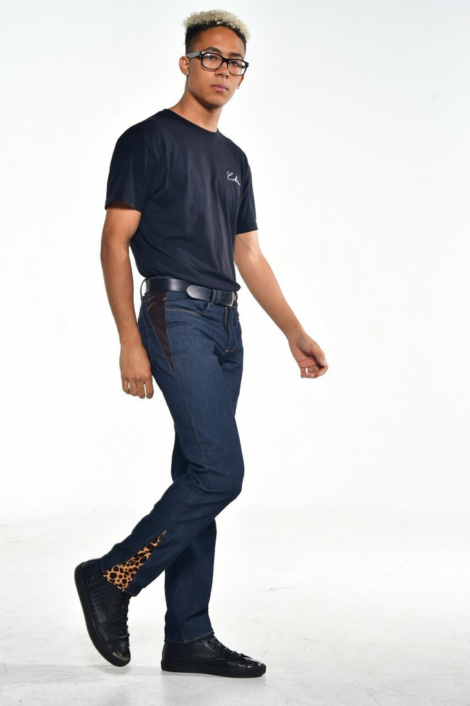 Jeans Made in the USA  |  Men Relaxed Fit  |  Ex-long  |  Classic 3 Jegging