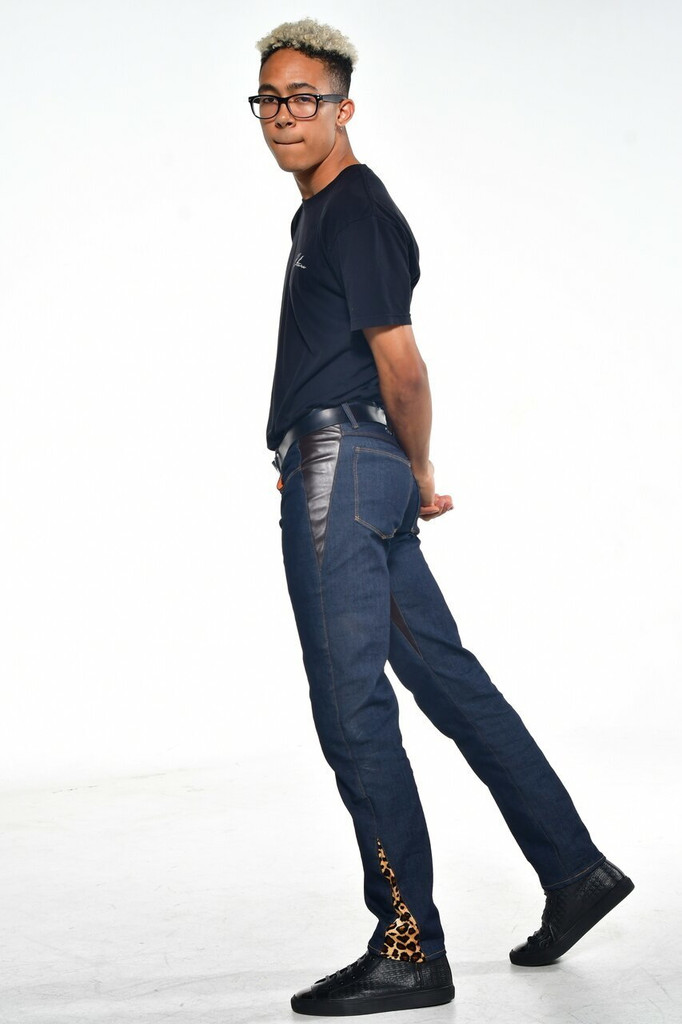 Men Jeans  |  Ex-long  |  Made in USA  | Classic 3 Jegging