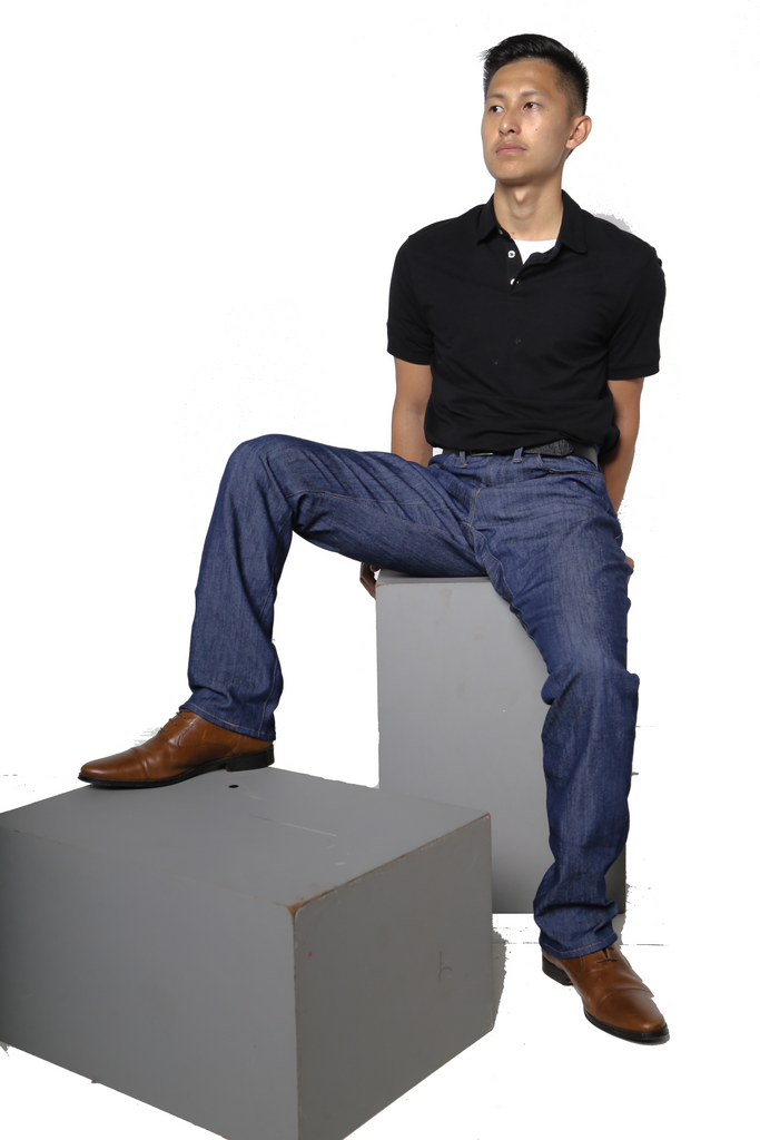 Jeans Made in the USA  |  Men Relaxed Fit  |  Regular  |  Classic 3