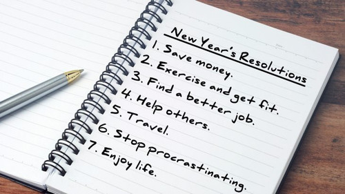 4 Ways to Keep Your New Year Resolutions