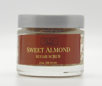 SWEET ALMOND SUGAR SCRUB