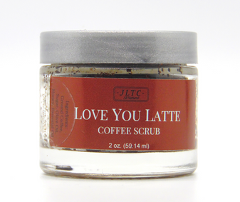 LOVE YOU LATTE COFFEE SCRUB