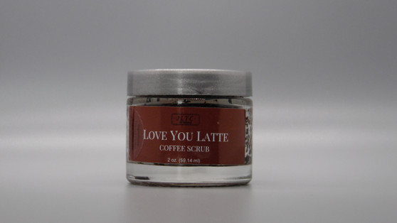 LOVE YOU LATTE COFFEE SCRUB