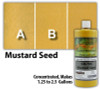 Water Reducible Concentrated (WRC) Concrete Stain - Mustard Seed 32oz